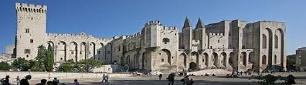 Le Palais des papes à Avignon, photo Jean-Marc ROSIER